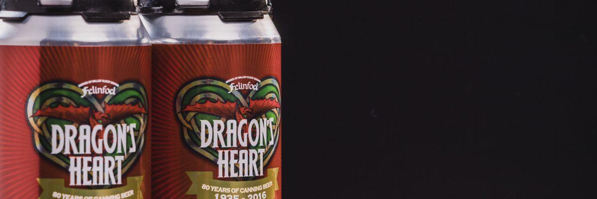 Felinfoel Dragons Heart Craft Ale