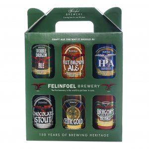 Felinfoel Craft Ale Gift Box