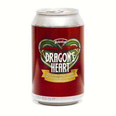Felinfoel Dragons Heart Ale
