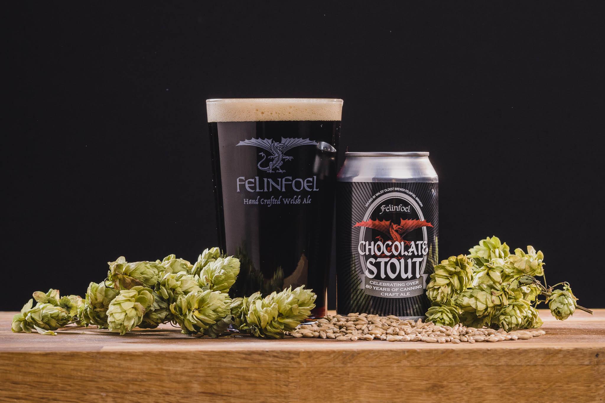 Felinfoel Stout • Felinfoel Brewery