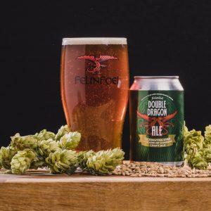 Felinfoel Brewery Double Dragon Craft Ale