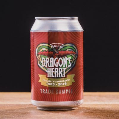 Felinfoel Brewery Dragons Heart Ale