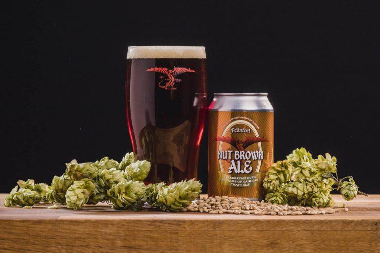 Felinfoel Brewery Nut Brown Ale