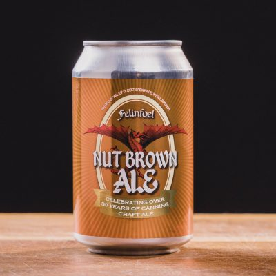Felinfoel Brewery Nut Brown Ale