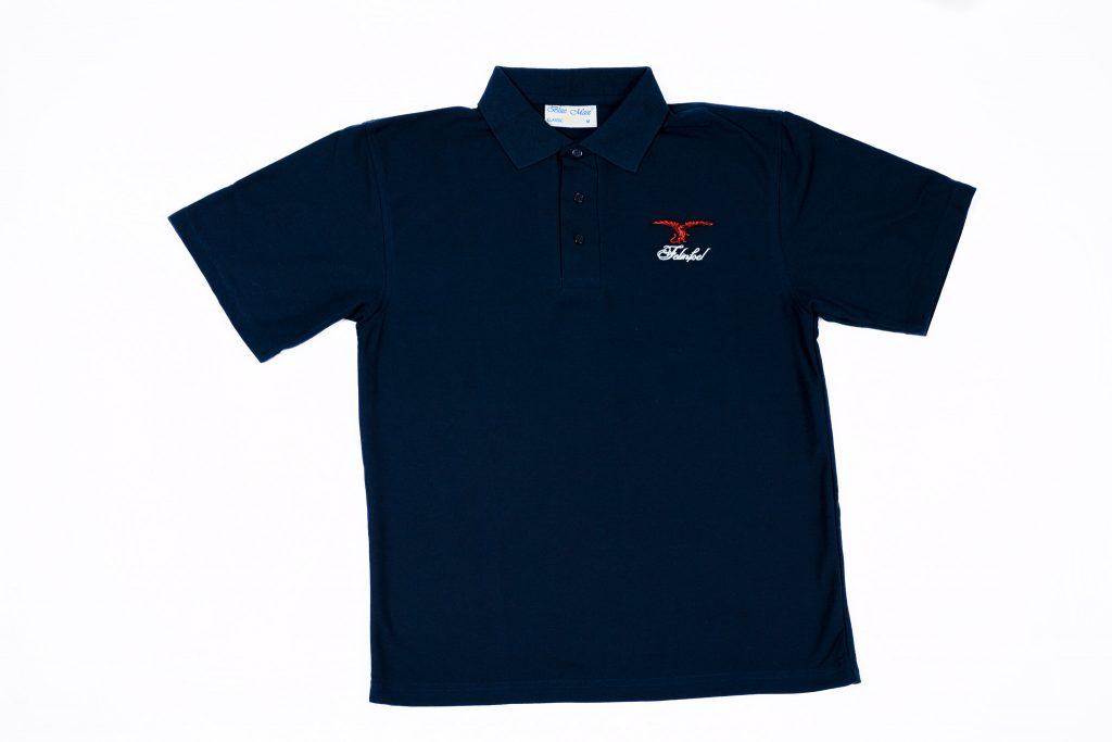 Felinfoel Brewery Polo Shirt Navy