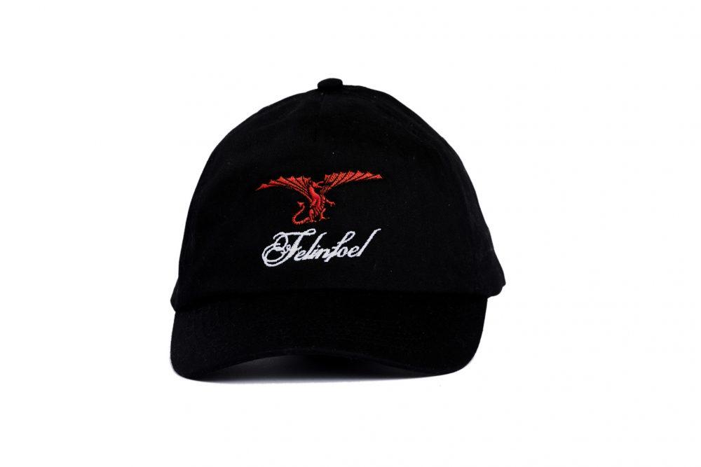 Felinfoel Brewery Baseball Cap Black