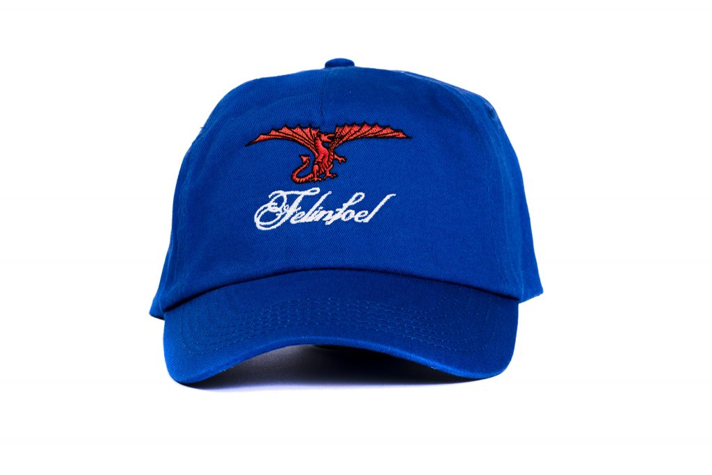 Felinfoel Brewery Baseball Cap Royal Blue