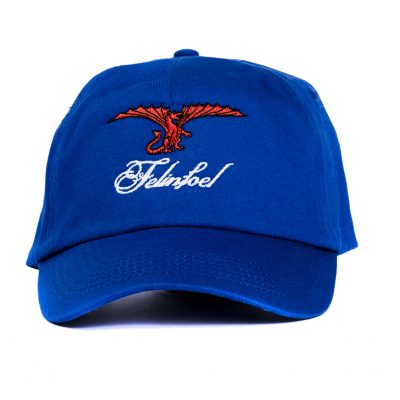 Felinfoel Brewery Baseball Cap Royal Blue