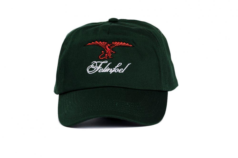 Felinfoel Brewery Baseball Cap Green