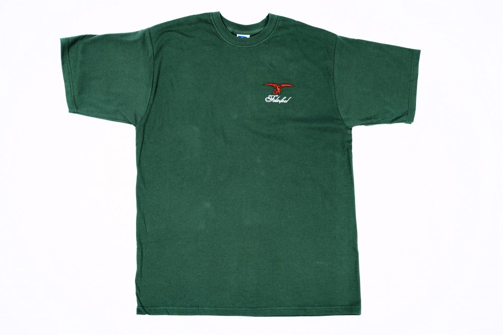 Felinfoel Brewery T-Shirt Green