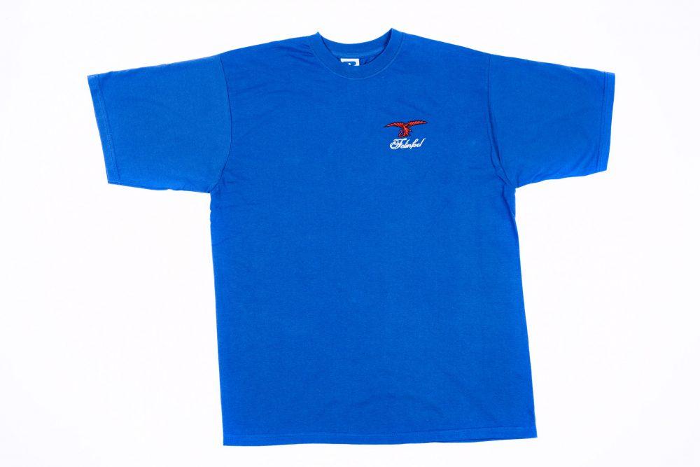 Felinfoel Brewery T-Shirt Royal Blue