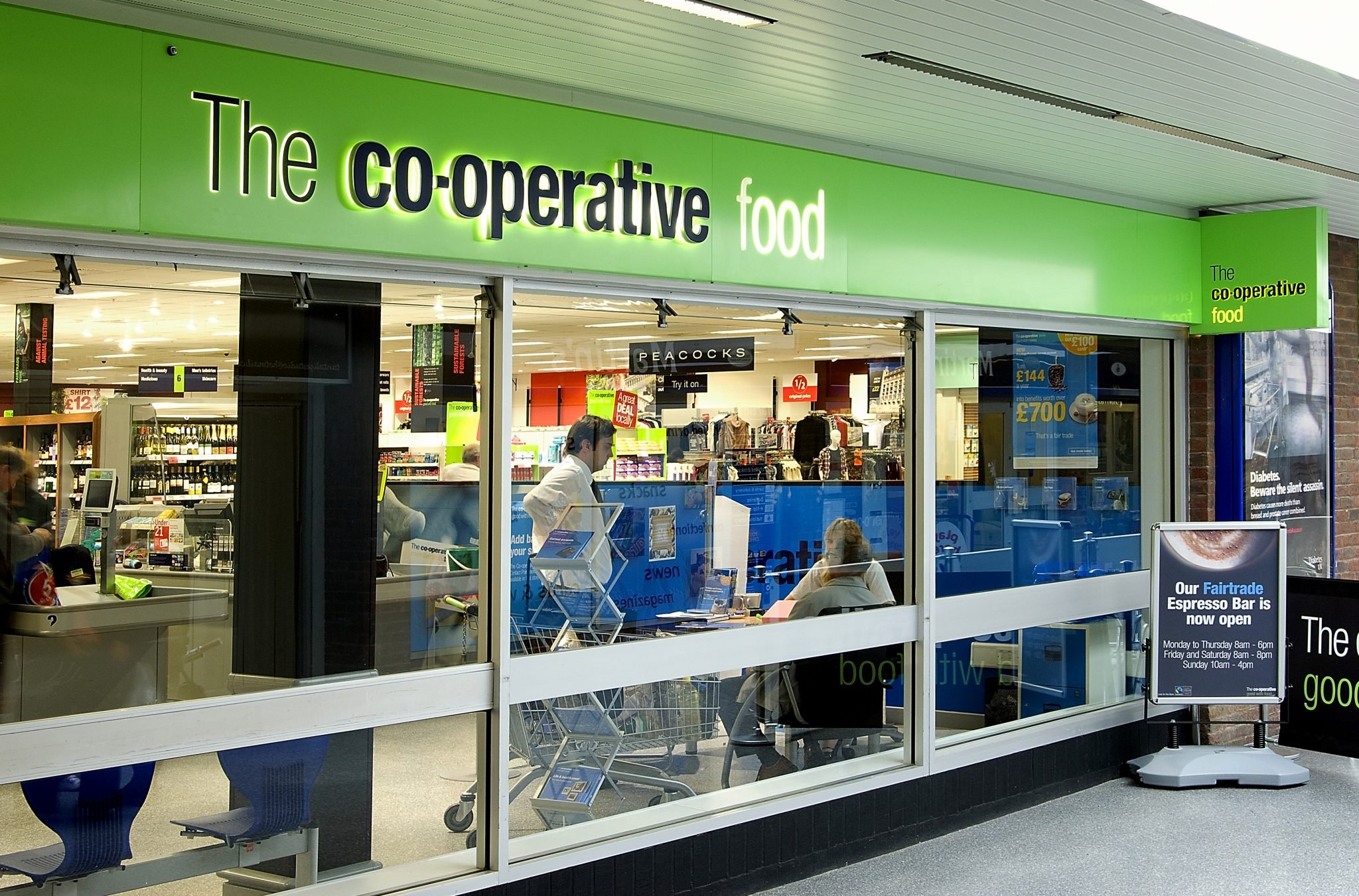 New contract with The Co-Op