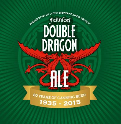 Double Dragon Craft Can