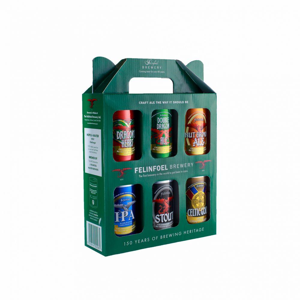 Felinfoel Craft Ale Gift Pack