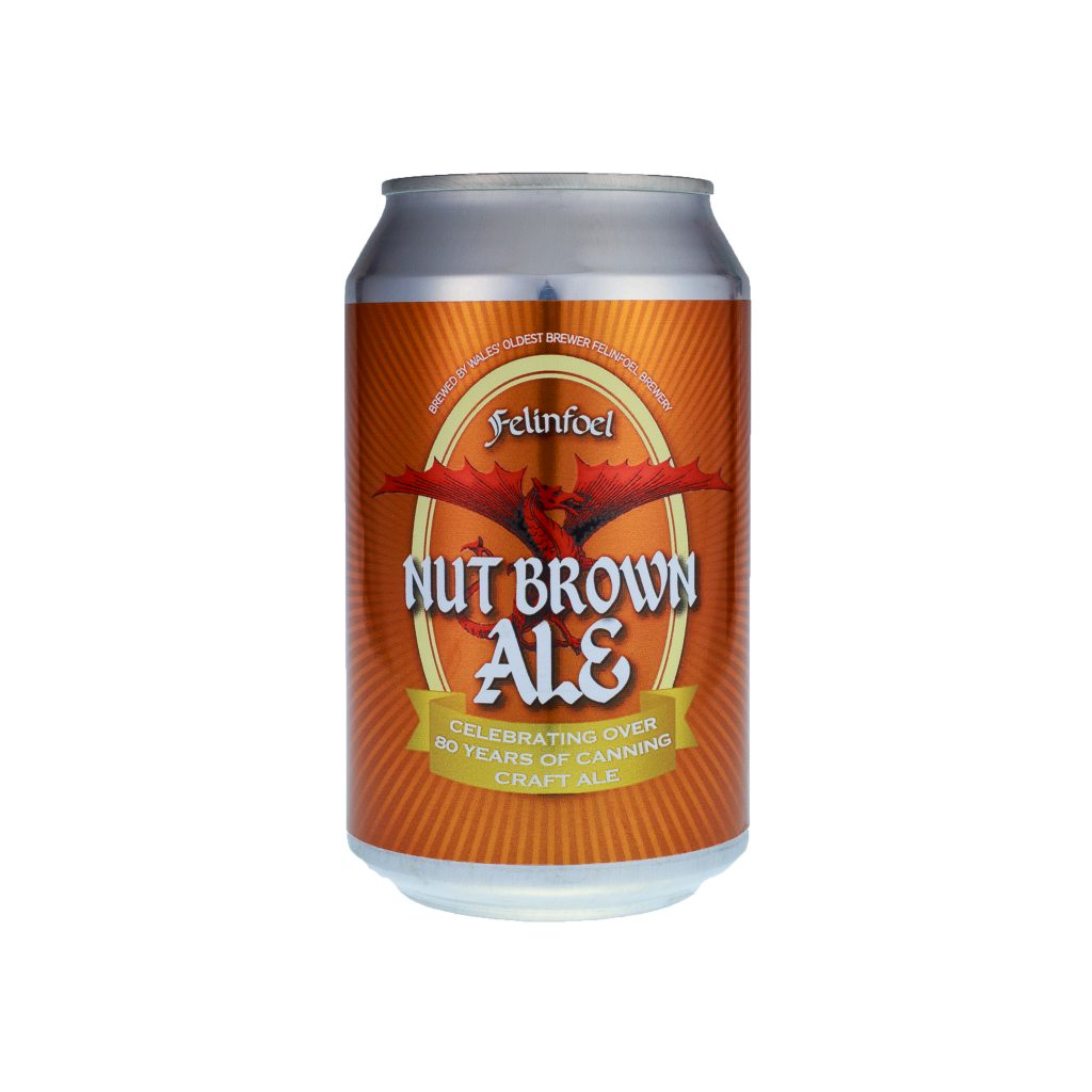 Nut Brown Ale Felinfoel Craft Ale