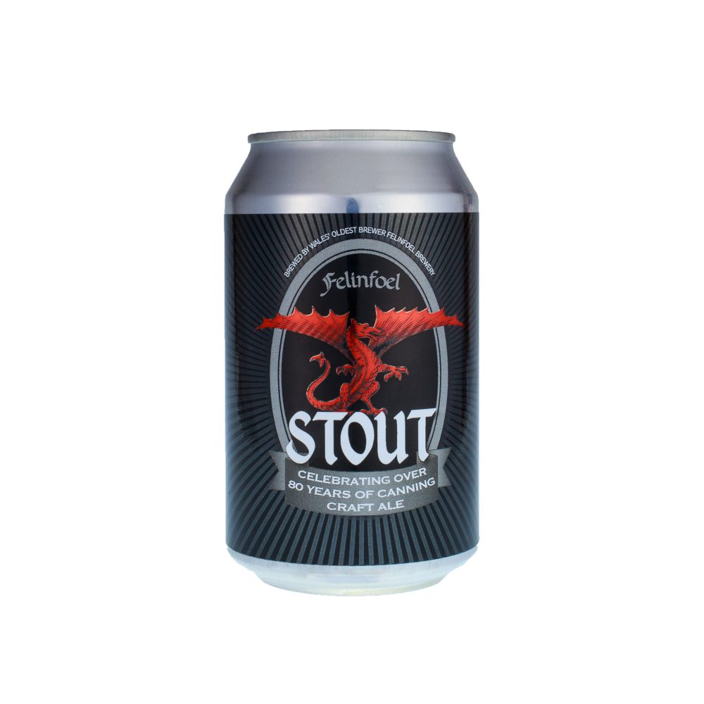 Stout Felinfoel Craft Ale