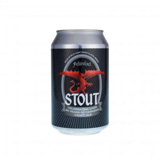 Stout Felinfoel Craft Ale
