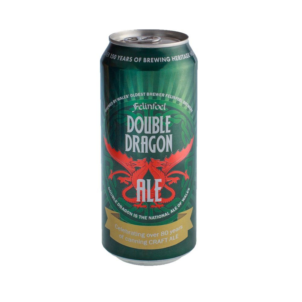 Double Dragon Craft Ale 440ml Can