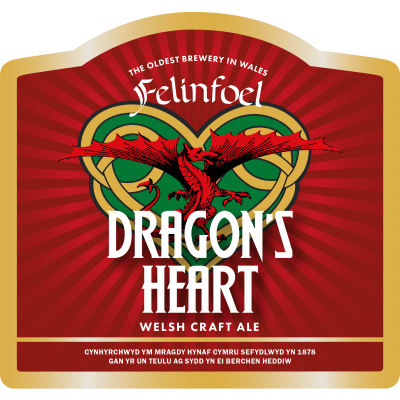 Felinfoel Dragon's Heart