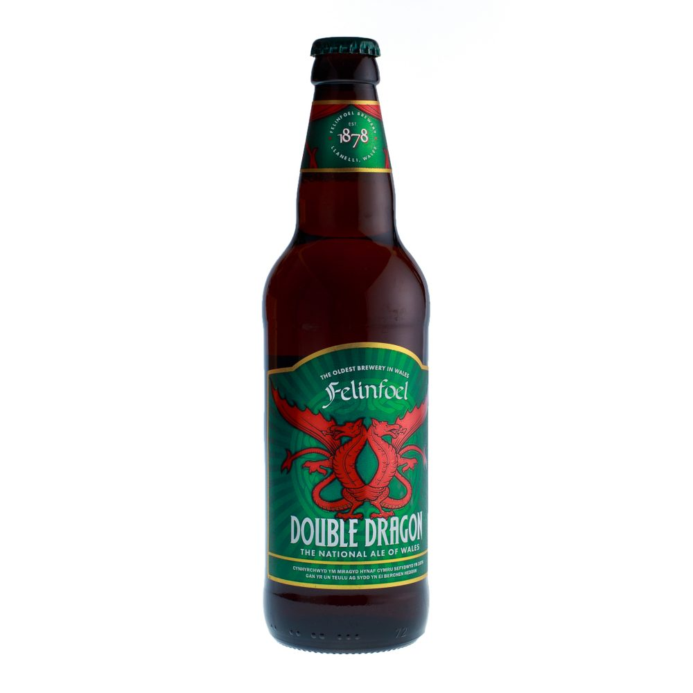 Felinfoel Double Dragon Craft Ale Bottle
