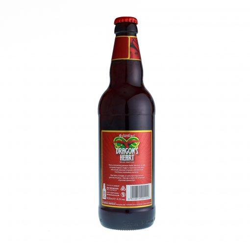 Felinfoel Dragon's Heart Craft Ale Bottle