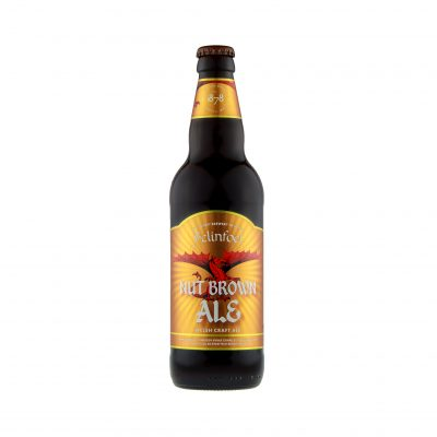 Felinfoel Nut Brown Ale Bottle Front