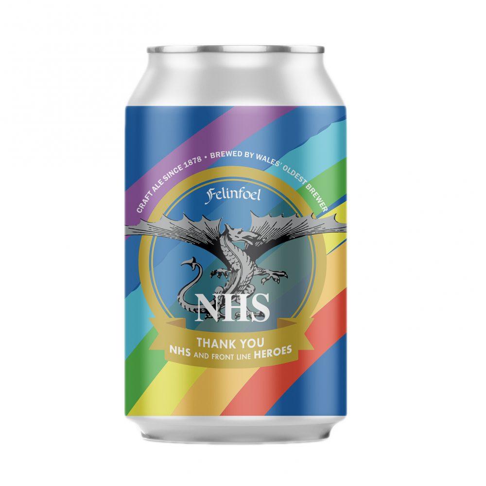 NHS Hero Ale