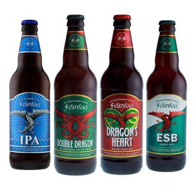 Felinfoel Four Ales