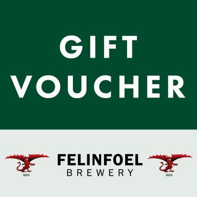 Felinfoel Brewery Gift Voucher