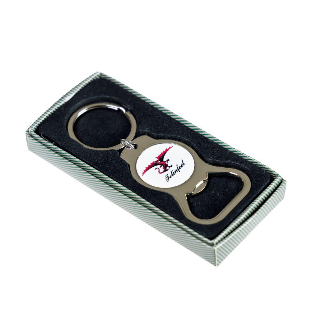 Felinfoel Keyring Gift Box